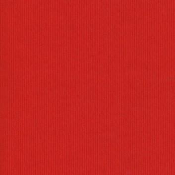 Geschenkpapier; 50 cm x ca. 250 m; rot auf Kraftpapier braun; rot; 30005; Kraftpapier, braun; Secare-Rolle