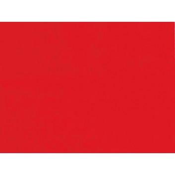 Geschenkpapier - Lackpapier; 50 cm x 50 m; uni, einseitig farbig; rot, leicht glänzend; R16005; Geschenkpapier gestrichen weiß, glatt