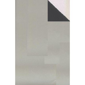 Geschenkpapier; 50 cm x 250 m; bicolor, zweiseitig farbig; titan-schwarz; 70122; Geschenkpapier, glatt; Secare-Rolle