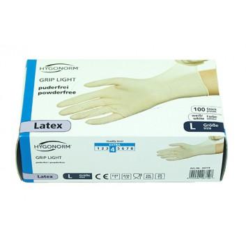 Handschuhe; Latex; ungepudert; L; 100 Paar