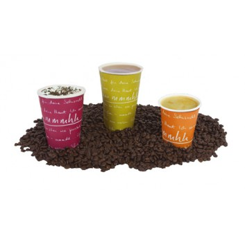 Becher Coffee-to-go - Serie