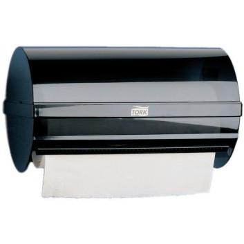 TORK W5 Spender für Putztücher; 297 x 171 x 181 mm (B x H x T); rauch; für Kleinrollen; W5