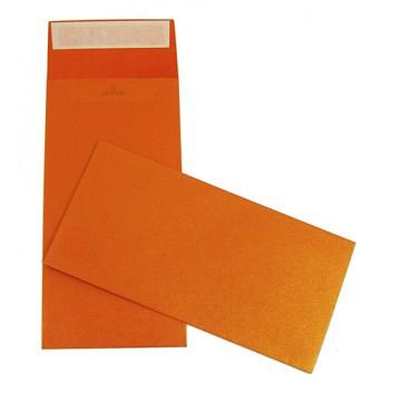 Century Briefumschläge, Sirio-Pearl; 110 x 220 mm (DIN Lang); verschiedene Farben; ohne Fenster; Haftklebung mit Abdeckstreifen; gerade Klappe