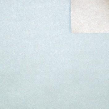 Geschenkpapier; 50 cm x 250 m; bicolor, zweiseitig farbig; blassgold-matt - silber-matt; 11148; Geschenkpapier, glatt; Secare-Rolle