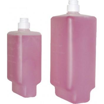Dreiturm SEIFENCREME rosé; Patrone; rosa; Patrone = 500 ml