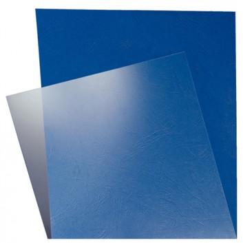 LEITZ Deckblatt Klarsichtfolie; transparent; Klarsichtfolie 250 µ; DIN A4