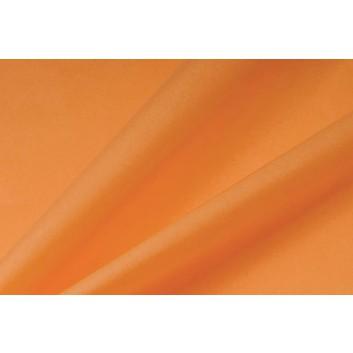 Blumen-/Flaschenseide naßfest 2,5kg-Pack; 37,5 x 50 cm; uni; pastellorange; A06; hochnaßfest, hochreißfest; ca. 28 g/m² = ca. 460 Bogen/Pack