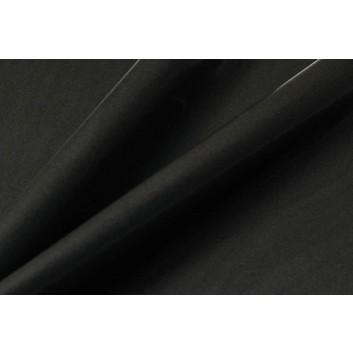Blumenseide naßfest 2,5kg-Pack; 50 x 75 cm; uni; schwarz; A17; hochnaßfest, hochreißfest; ca. 32 g/m² = ca. 200 Bogen/Pack