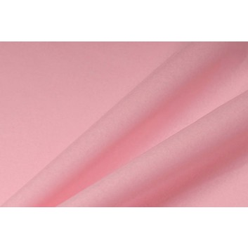 Blumenseide naßfest 2,5kg-Pack; 50 x 75 cm; uni; rose; A47; hochnaßfest, hochreißfest; ca. 32 g/m² = ca. 200 Bogen/Pack