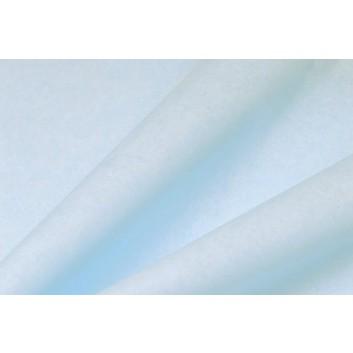 Blumen-/Flaschenseide naßfest 2,5kg-Pack; 37,5 x 50 cm; uni; blue ice = hellblau; A53; hochnaßfest, hochreißfest; ca. 35 g/m² = ca. 360 Bogen/Pack