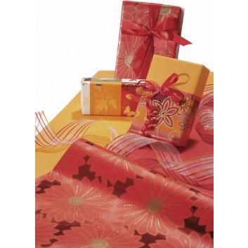Geschenkpapier; 70 cm x ca. 250 m; verschiedene Motive; viele Farben; diverse; verschieden; Secare-Rolle