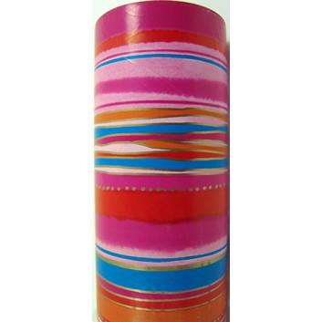 Geschenkpapier; 50 cm x 100 m; verschiedene Motive; verschiedene Farben; Maxirolle