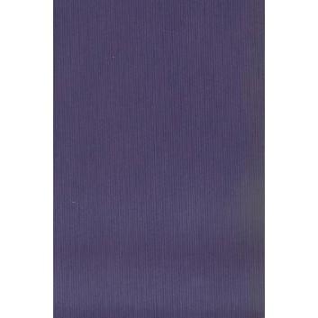 Geschenkpapier; 50 cm x ca. 250 m; uni, einseitig farbig; blau, Rückseite: naturbraun; 30008; Kraftpapier braun, enggerippt; Secare-Rolle