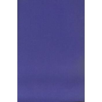 Geschenkpapier; 50 cm x ca. 250 m; uni, einseitig farbig; royalblau, Rückseite: weiß-matt; 30080; Kraftpapier weiß, enggerippt; Secare-Rolle
