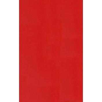 Geschenkpapier - Lackpapier; 50 cm x 250 m; uni, einseitig farbig; rot-glänzend, Rückseite: weiß-matt; 60010