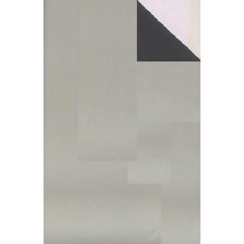 Geschenkpapier; 70 cm x ca. 250 m; bicolor, zweiseitig farbig; titan-schwarz; 70122; Geschenkpapier, glatt; Secare-Rolle