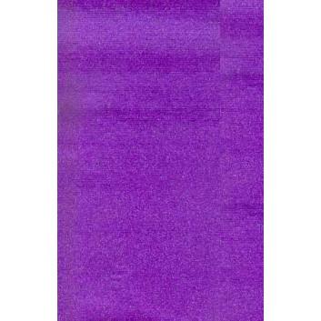Geschenkpapier - Metallicpapier; 70 cm x 100 m; uni, einseitig farbig; lila, Rückseite: weiß-matt; 2701_27