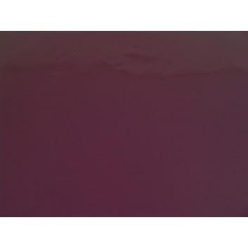 Lack-Geschenkpapier, extrafest; 70 x 100 cm; uni, einseitig farbig; cassis; Lackpapier,extrastark-hochglänzend,glatt; Bogen einmal gelegt