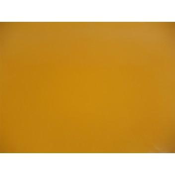 Papier-Stein Lackpapier; 70 x 100 cm; uni, einseitig farbig; ocker; Lackpapier, hochglänzend, glatt; Bogen einmal gelegt