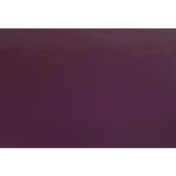 Lackpapier; 70 x 100 cm; uni, einseitig farbig; cassis; Lackpapier, hochglänzend, glatt; Bogen einmal gelegt