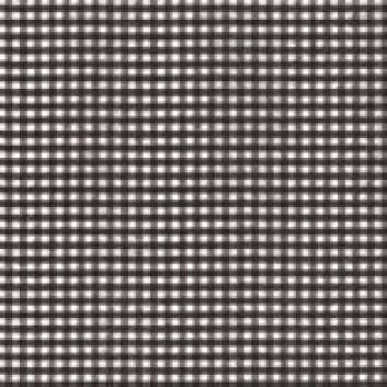 Paper + Design Servietten, Vichy; 33 x 33 cm; Vichy black; schwarz; 21065; 3-lagig; 1/4-Falz (quadratisch); Zelltuch