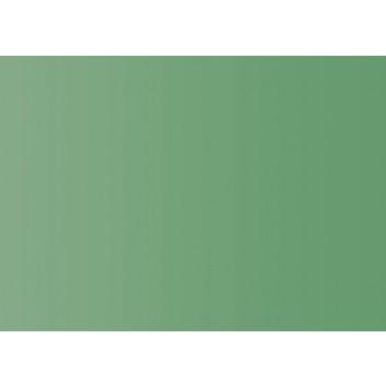 Braun & Company Geschenkpapier, seidenmetallic; 70 cm x 1,5 m; uni - seidenmetallic brillant; jadegrün; 1908; seidenmetallic glatt, Rückseite weiß