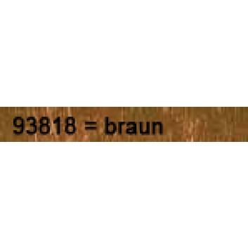 Pulsar Strohseide; 70 cm x 1,5 m; uni, durchgefärbt; braun; 93818; Strohseide; Röllchen; ca. 25 g/qm