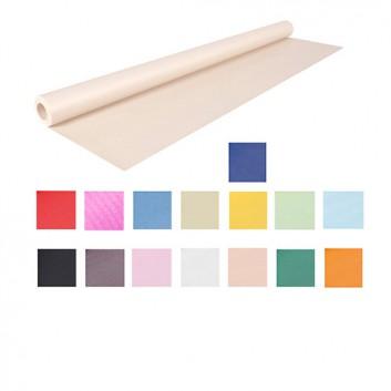 Clairefontaine Packpapier/Geschenkpapier; 1 x 10 m; uni-matt, enggerippt, durchgefärbt; viele Farben; Kraftpapier massegefärbt, säurefrei; Röllchen