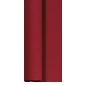 Duni Tischtuch-Rolle; 125 cm x 10 m; uni; bordeaux; 526111; Dunicel; Breite x Länge