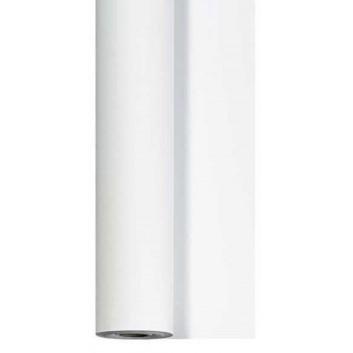 Duni Tischtuch-Rolle; 118 cm x 40 m; uni; weiß; Dunicel; Breite x Länge