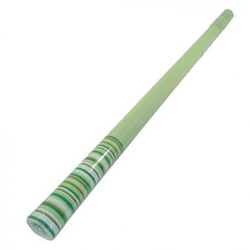 Paper + Design Tischtuch-Rolle; 118 cm x 5 m; Stripes-Olive; Olive; Papier, geprägt; Breite x Länge