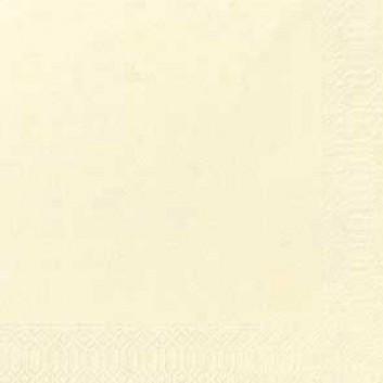 Duni Servietten; 40 x 40 cm; uni; champagne; 3-lagig; 1/4-Falz (quadratisch); Zelltuch, Soft-Tissue