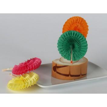 Kögler Dessertfächer;  Holz; uni; bunt; 110 mm; Holz; in Klarsichtbox