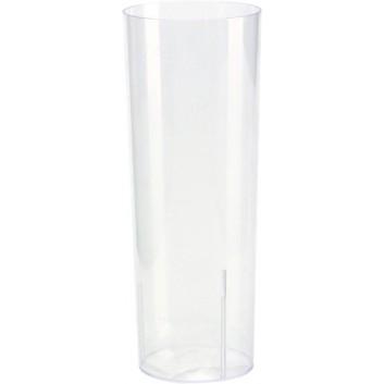 Duni Longdrinkglas Spritzguß 10-Pack; 280 ml; transparent; PS = Polystyrol, max. +100°C
