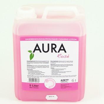 Seifencreme im Kanister; zur Handreinigung; pH-neutral; rosa; Kanister =  5 Liter