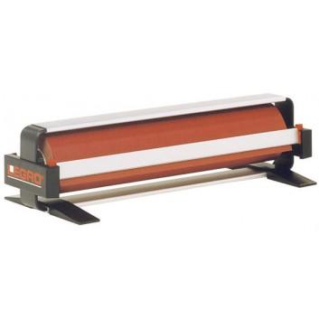 Legro Abroller Legro Slim; 50 cm x ca.100 m (bis DU:12,5cm); Tisch, waagrecht; Messerwechsel glatt/gezahnt; für Folie und Papier; Legro Slim