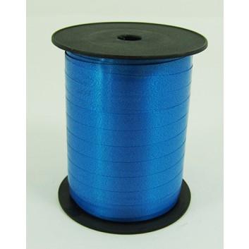 Bolis Poly-Ringelband; 10 mm x 250 m; uni: matt; blu reale: blau; 14; Polyband/Kräuselband