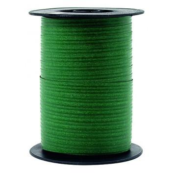 GoldiDecor Packpaper-Ringelband; 10 mm x 100 m; uni: Packpapieroptik; dunkelgrün; 8178 59; Ringelband/Kräuselband, Packpapieroptik; Polyband