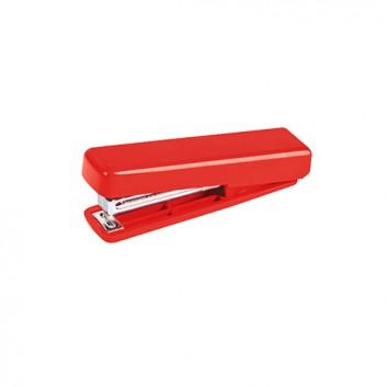 Brunnen Office to go - Mini-Taschenheftgerät; 1 mm / 10 Blatt; 60 mm; rot; No. 10; Taschenhefter