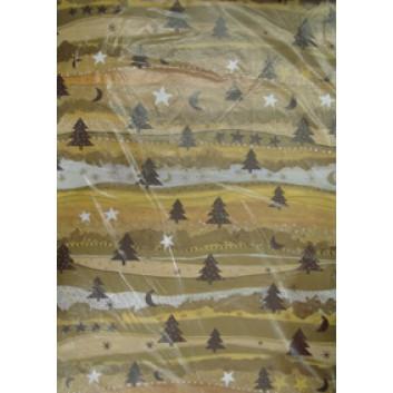Weihnachts-Geschenkpapier, Bogen; 70 x 100 cm; verschiedene Motive