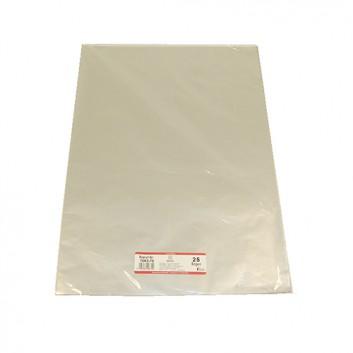 Werola Blumenseide, metallic; 50 x 70 cm; uni; 1-seitig farbig: silber; # 70; Seidenpapier, farbfest nach EN 646; Bogen; nicht ausblutend