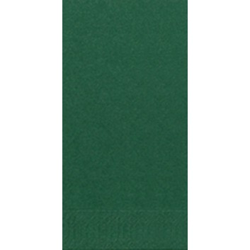 Duni Servietten 3-lagig; 33 x 33 cm; uni; jägergrün = 211499; 3-lagig; 1/8-Falz (länglich) - Buchfalz; Zelltuch; Buchfalz: seitlich geschlossen