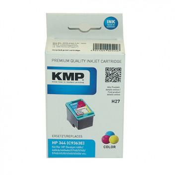 KMP Tinte; AS15344#HP344; 3-farbig