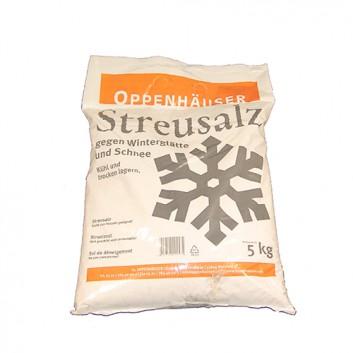 Streusalz/Auftausalz 5kg-Sack